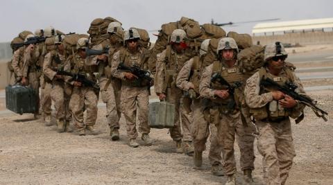 अमेरिकां थःगु सेना सेप्टेम्बर ११ लिपा लितःसतेगु
