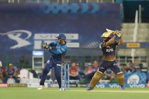 आइपिएल क्रिकेटय् कोलकातां मुम्बयात बुकल