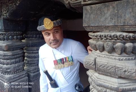 'न्हापांगु खुसी सेनायात धिमेय् बाजं व लाखय् प्याखं स्यना'