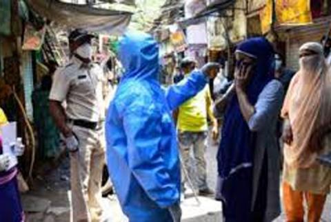 भारतय् २४ घण्टाया दुने छगु लाख ८५ हजार स्वया अप्वो कोरोना संक्रमित